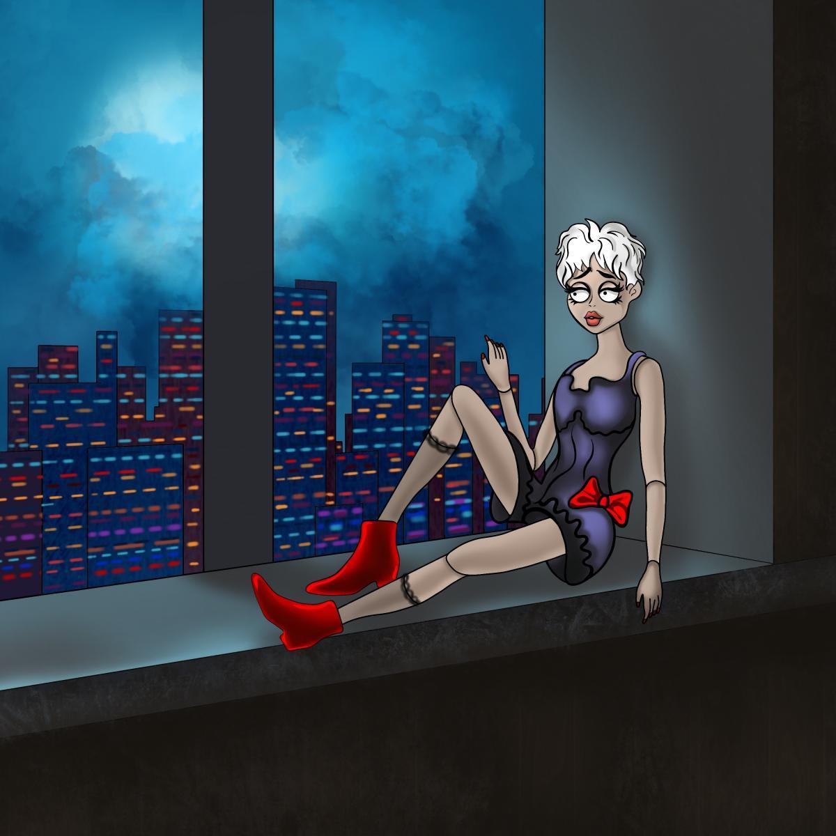 «Сломанная кукла»: SHENA? представила новый трек