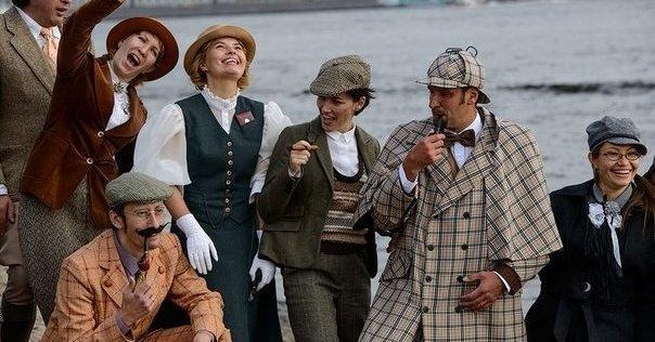 «День рождения Шерлока Холмса» объявляет о летней сессии праздника