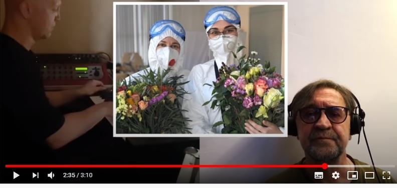 Юрий Шевчук представил свою новую песню «Доктор Лиза»