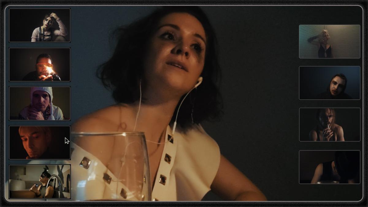 Премьера спектакля «Пир во время чумы» и закрытие театрального сезона в рамках противовирусного онлайн-проекта «Роман-на-Дому»