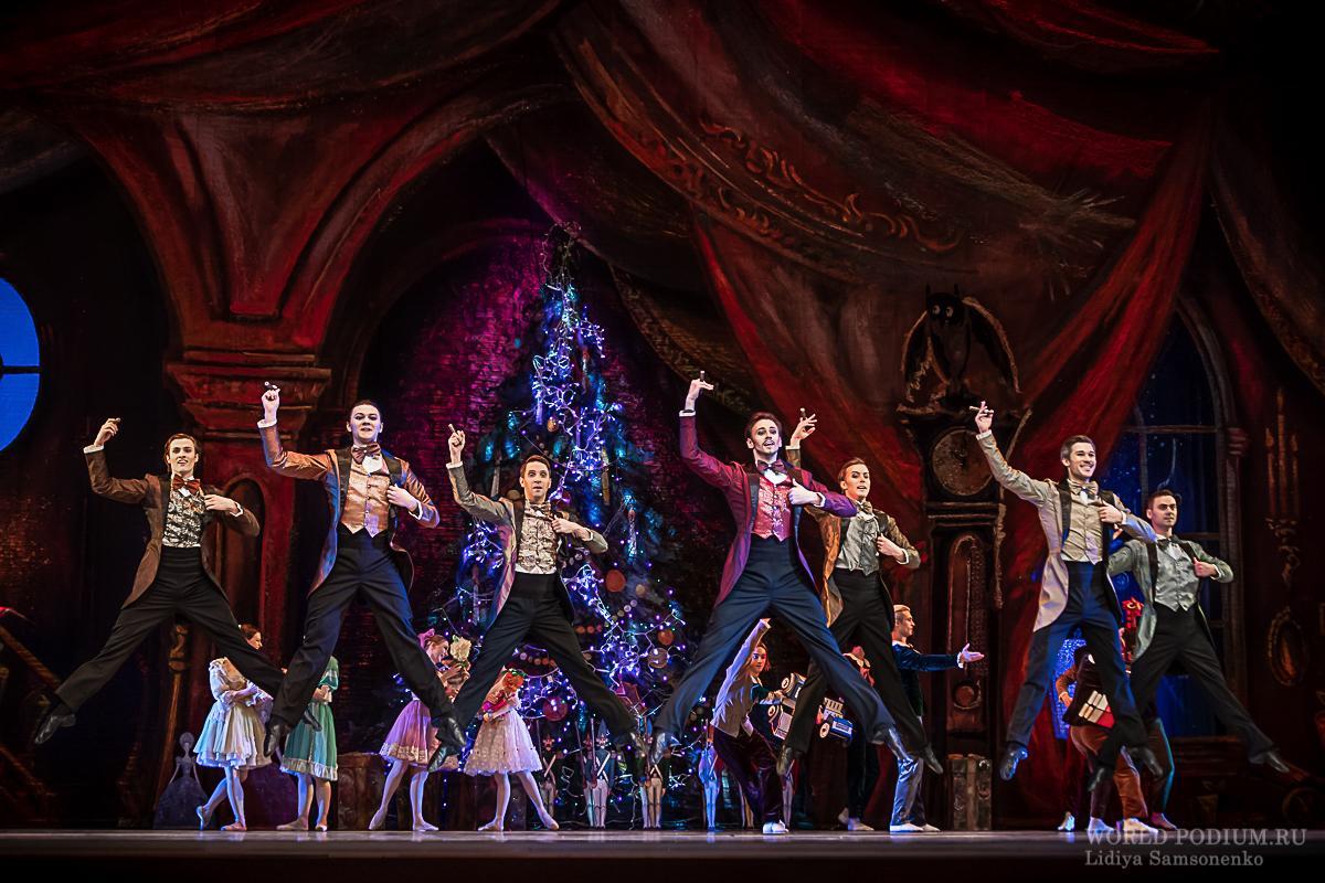 Марафон балетов  - Кремлёвский дворец покажет телевизионные версии спектаклей театра «Кремлёвский балет»