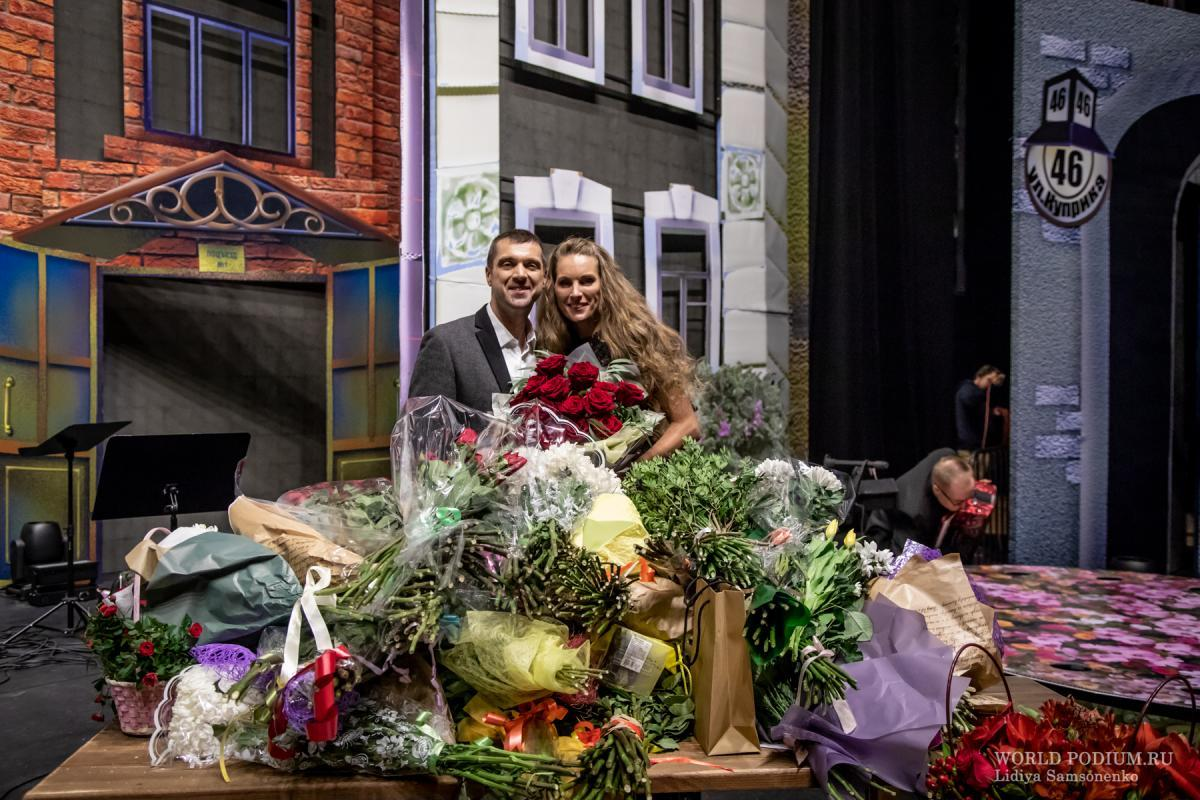 Телеверсия Кремлёвского концерта Сергея Куприка на канале ТВ Центр!