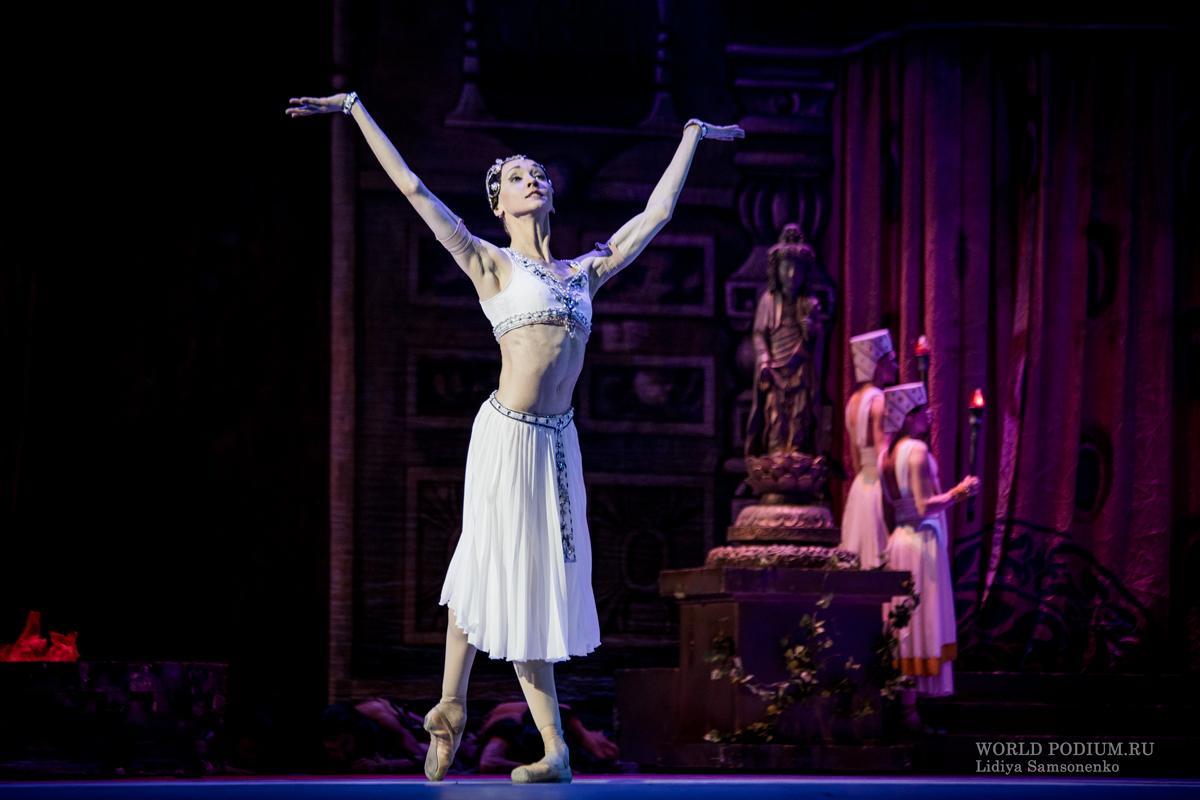 Балет «Баядерка» вновь на сцене Государственного Кремлёвского дворца