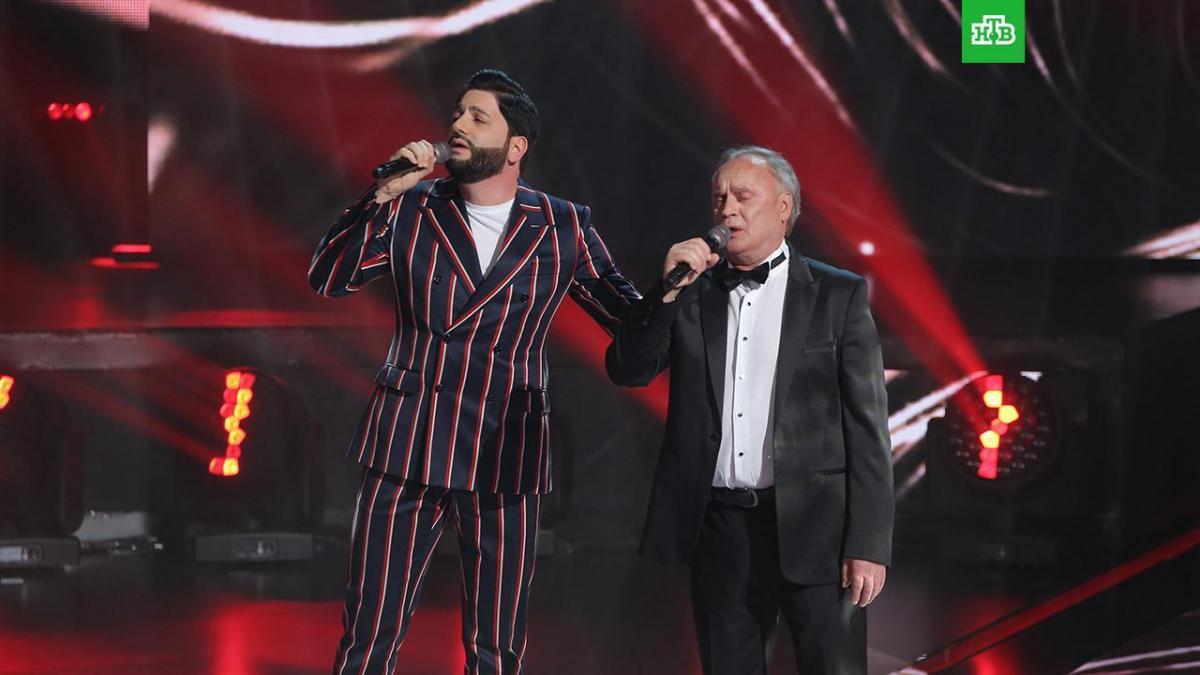Юсиф Эйвазов исполнил арию «Мистера Икс» в пятом выпуске музыкального проекта «Ты Супер! 60+» на НТВ