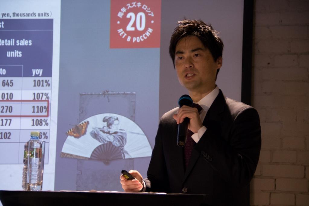 Suzuki: новая стратегия развития 2018