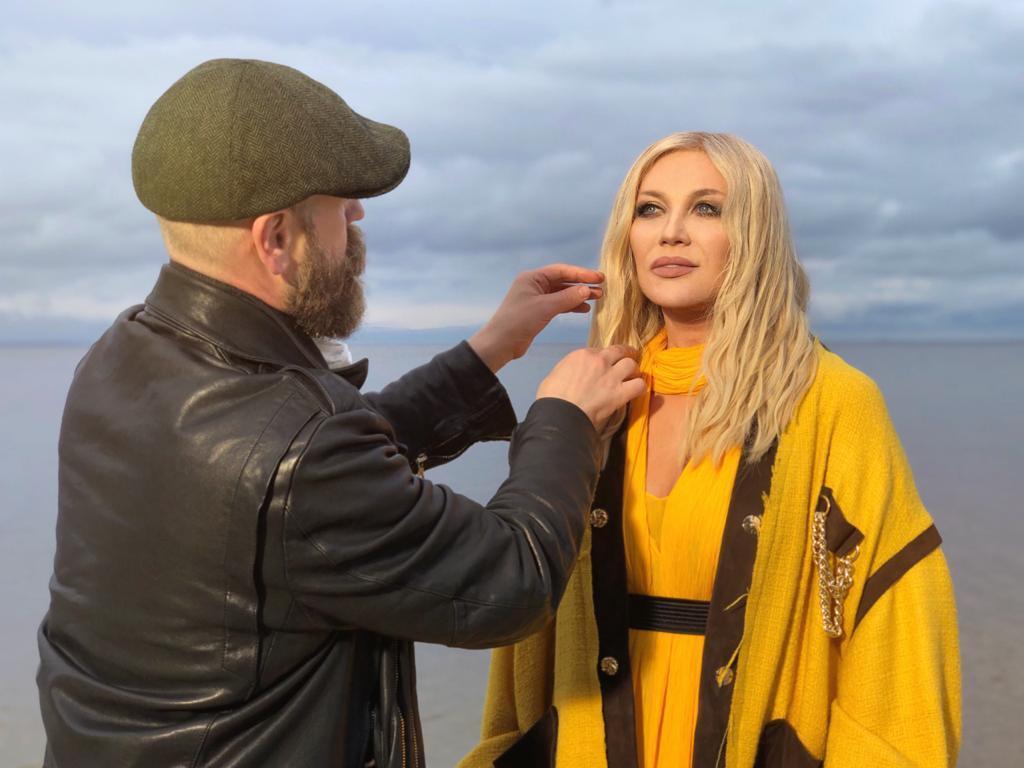 Таисия Повалий сняла видео на «Особенные слова» Михаила Гуцериева