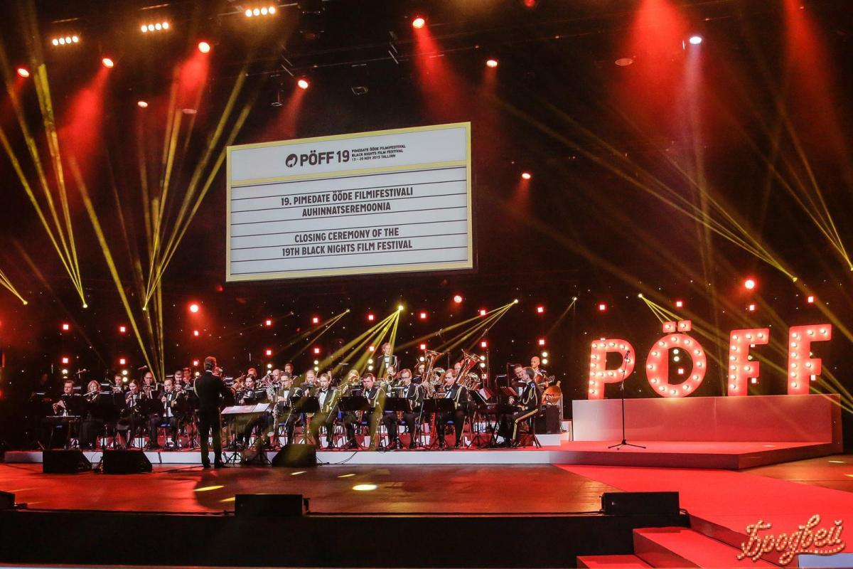 «Темные ночи»- фестиваль с таким названием открылся в Таллине