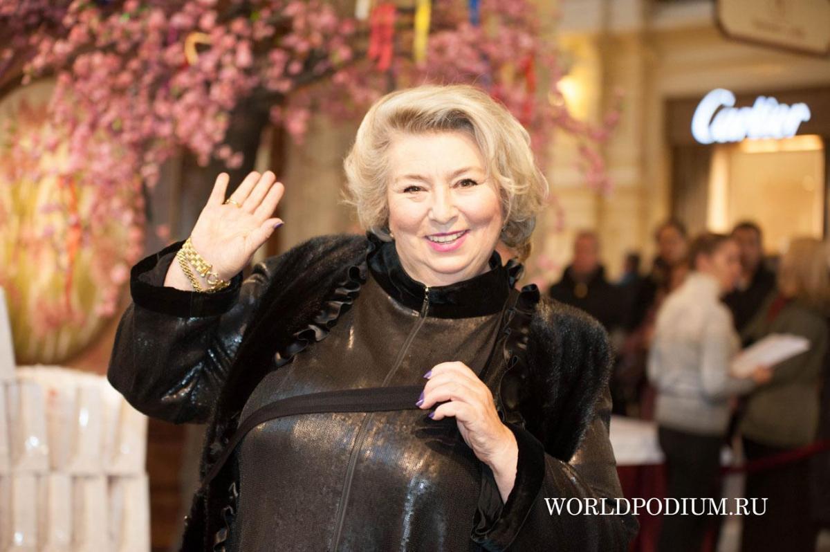 Великий тренер, мудрый наставник и верный друг: Татьяна Анатольевна Тарасова отмечает День рождения!