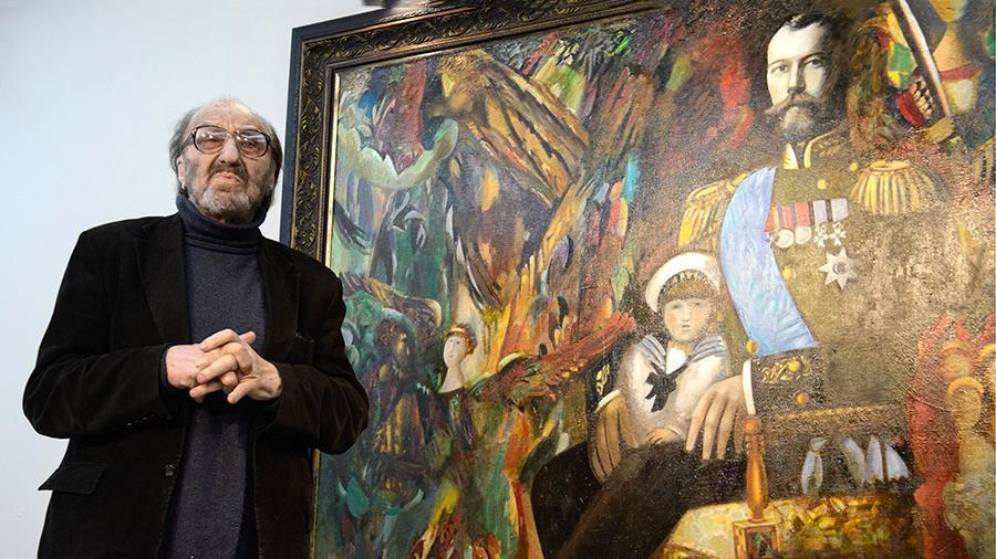Большая выставка работ Воловича пройдет в Екатеринбурге в ноябре