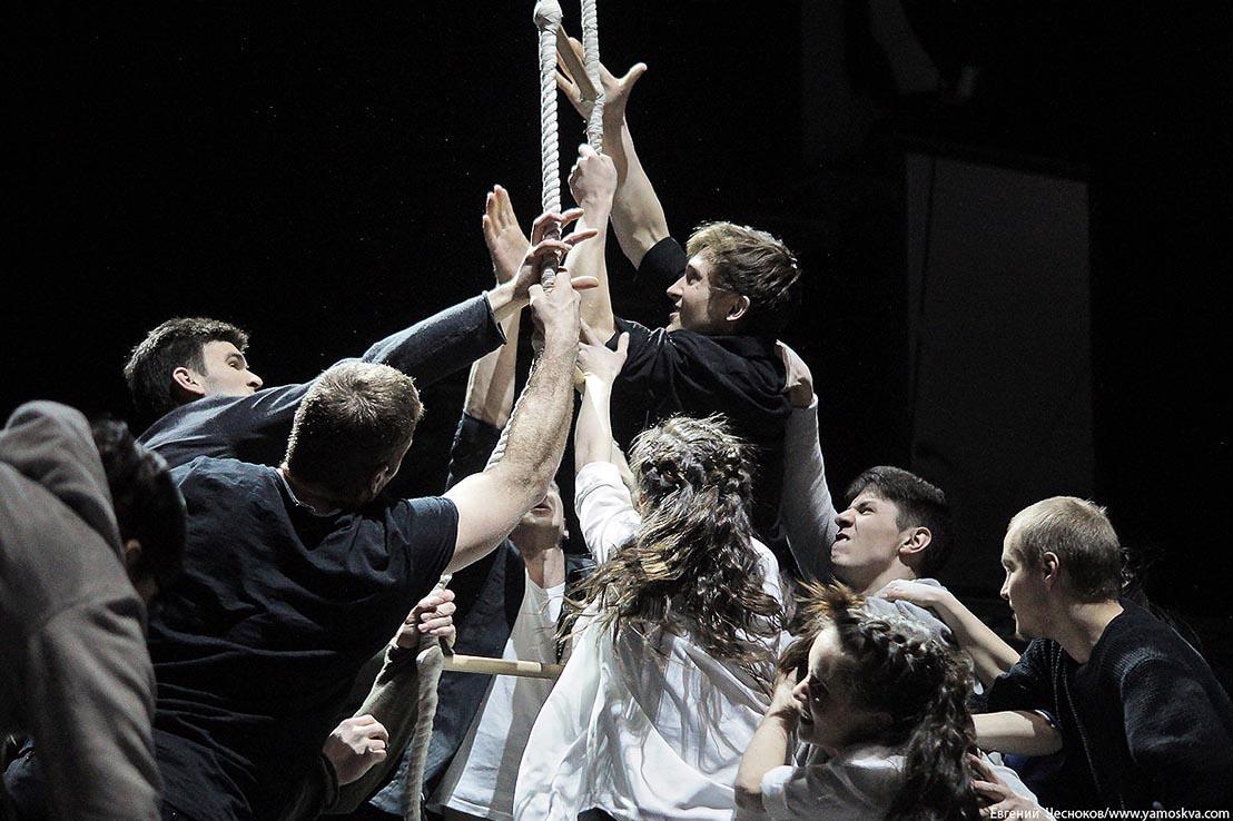 Театр мюзикла ищет актеров для нового шоу, кастинг проводит Андрей Кольцов