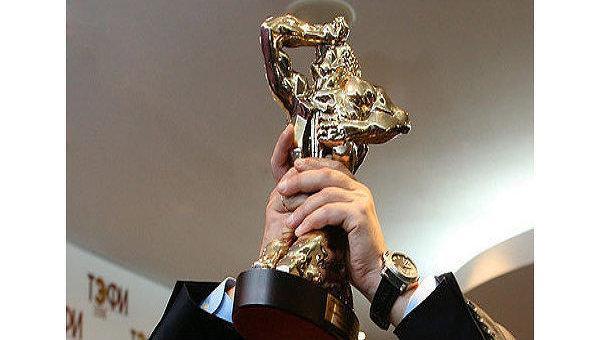 В Москве объявят лауреатов национальной телевизионной премии ТЭФИ