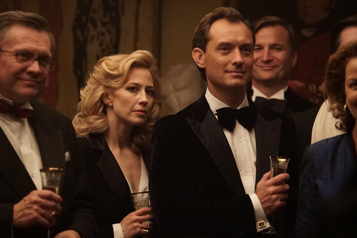 Фильм «Гнездо» с Джудом Лоу и Кэрри Кун в главных ролях получил сразу три награды на фестивале в Довиле