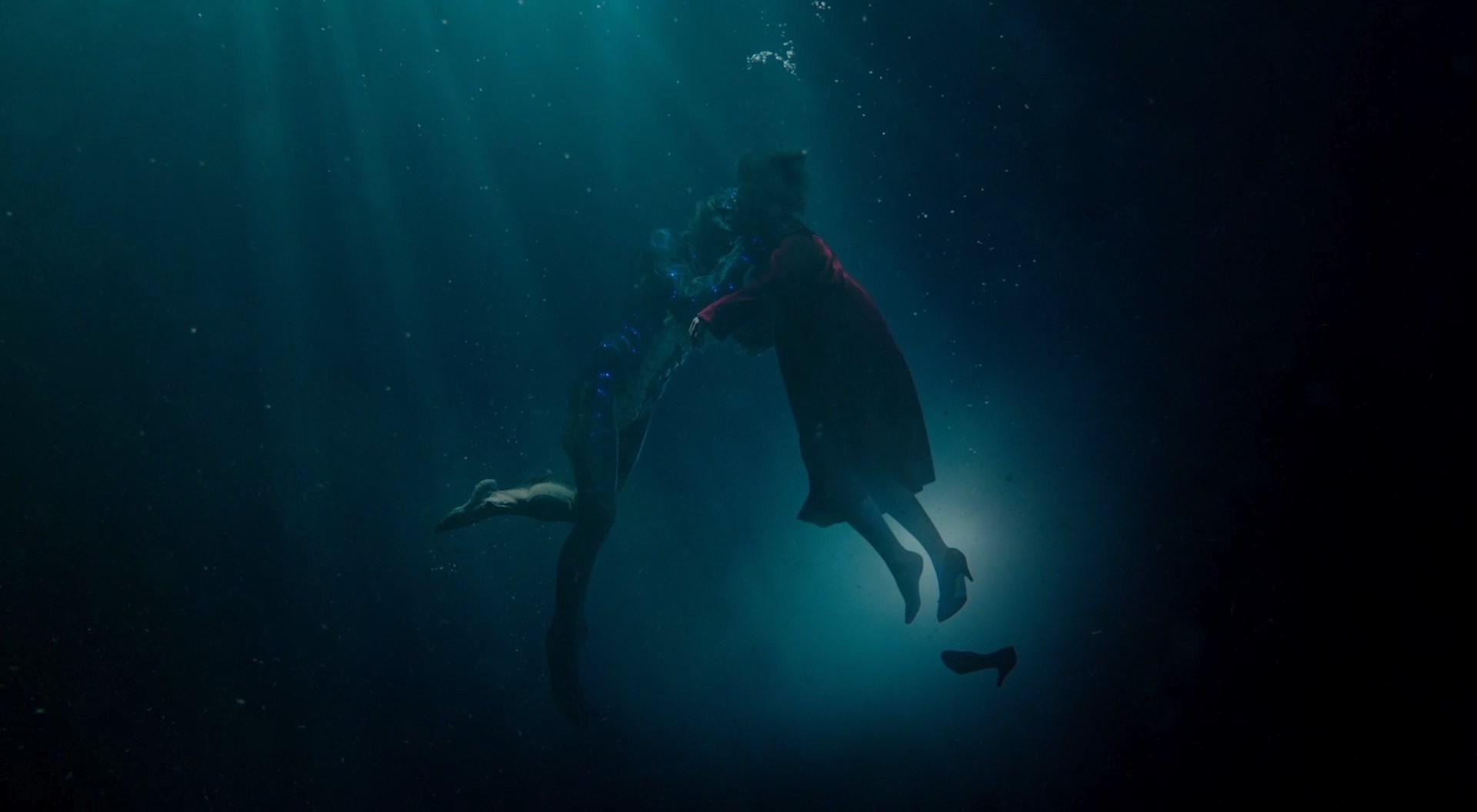«Форма воды: Взрослая, трогательная и незабываемая сказка»