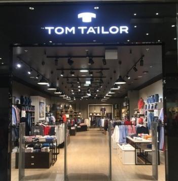 Tom Tailor пришел в Омск