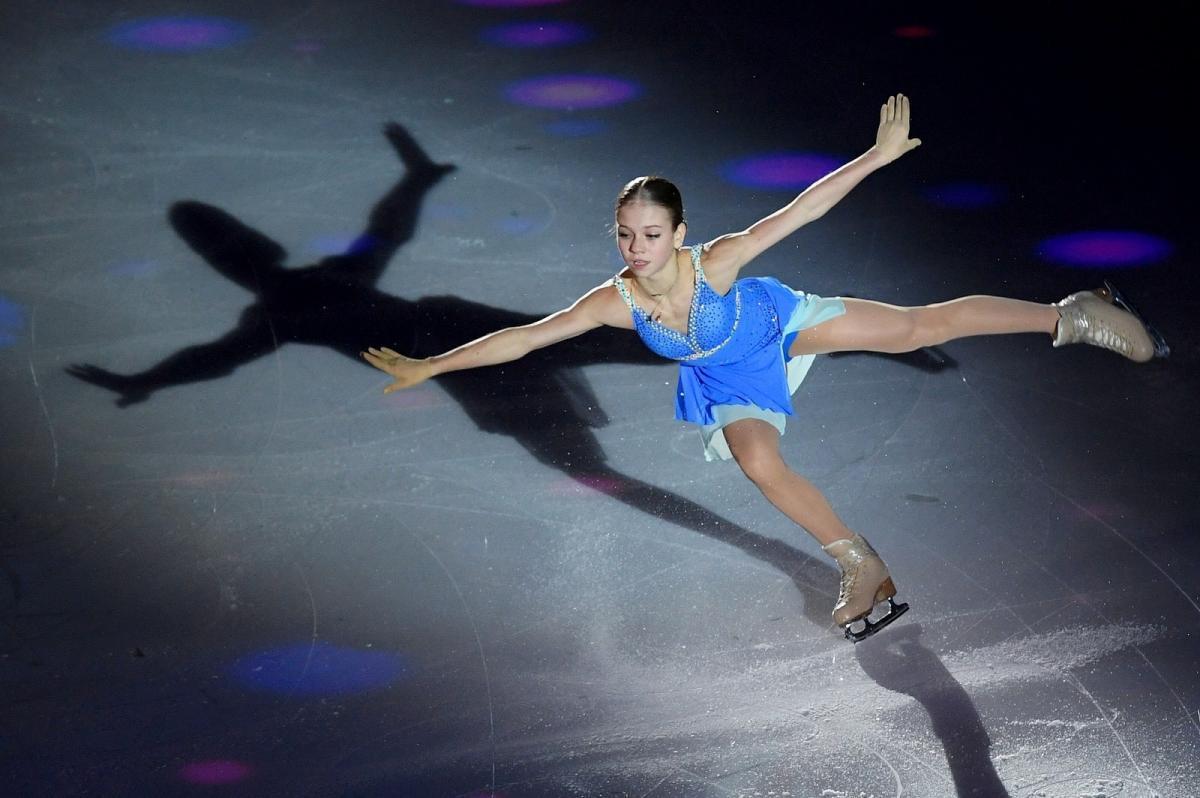 «Путь к победе» лучших московских школ фигурного катания.