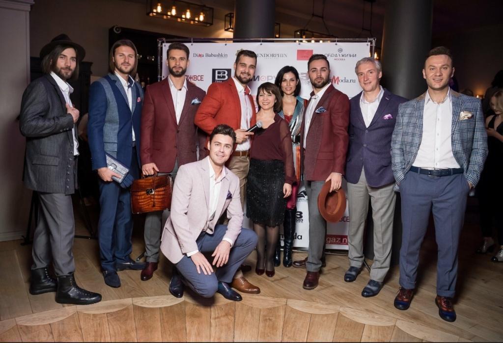 Денис Клявер открыл fashion-показ бренда Elena Brezhneva