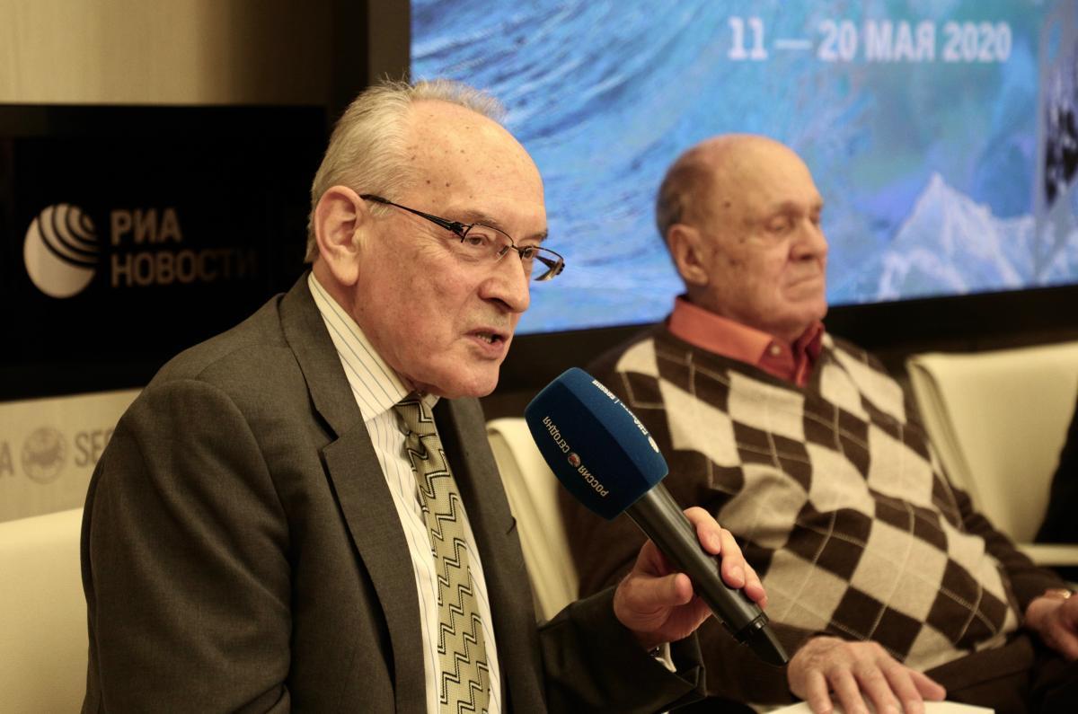 Пресс-конференция XVI Севастопольского международного фестиваля документальных фильмов и телепрограмм «ПОБЕДИЛИ ВМЕСТЕ»