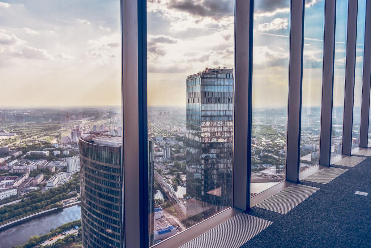 На самой высокой смотровой площадке Европы Panorama360 будет снова установлен новый мировой рекорд