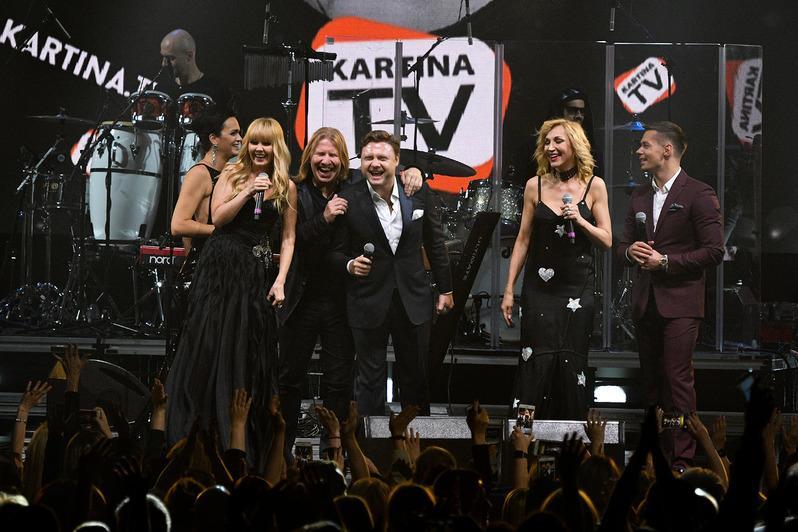 Виктор Дробыш организовал Русский вечер в Америке