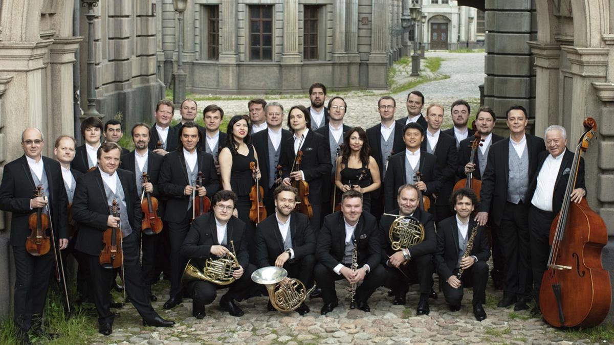 Государственный камерный оркестр «Виртуозы Москвы». Программа «Вокруг света за 80 минут»