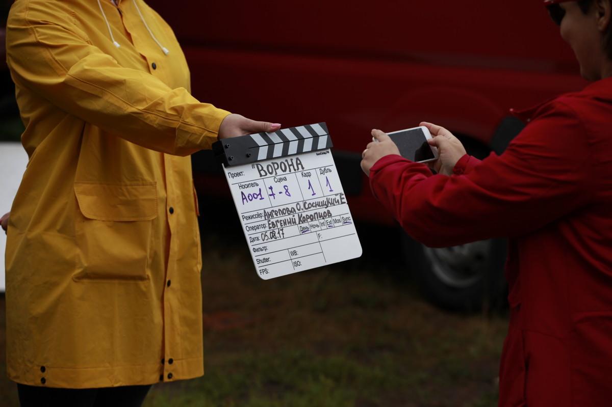 Боярская и Белый снимаются вместе в новом сериале: первые кадры