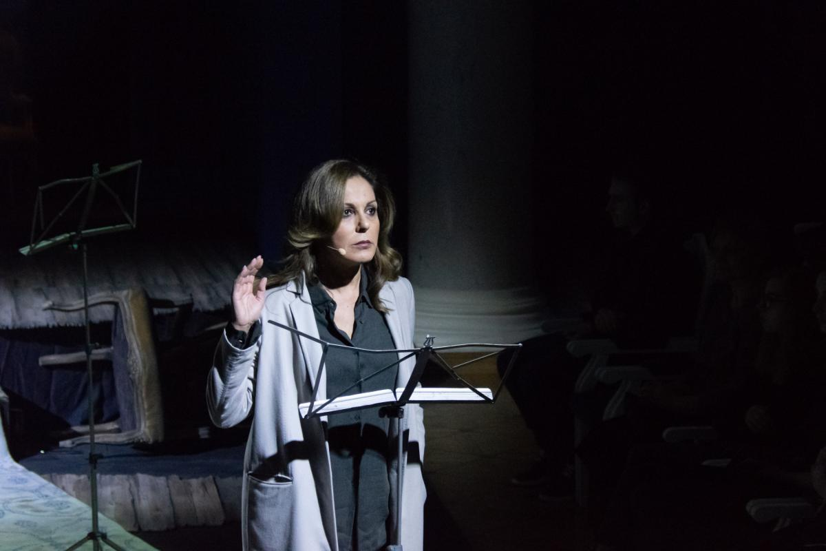 «Высокая вода венецианцев» на сцене Школы современной пьесы