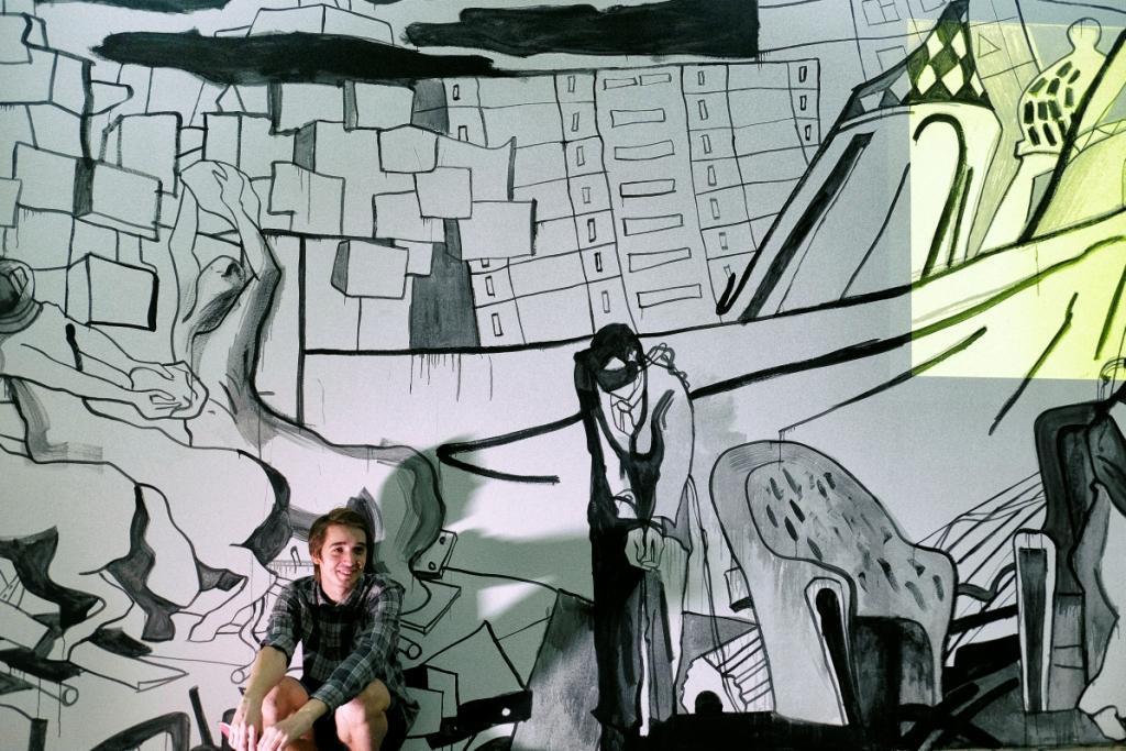 Выставки художника Владимира Карташова «Приходи на меня посмотреть»