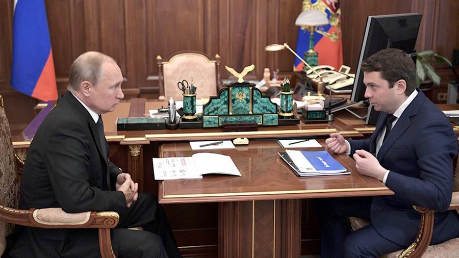 Путин назвал «нормальными и правильными» семьи с тремя детьми