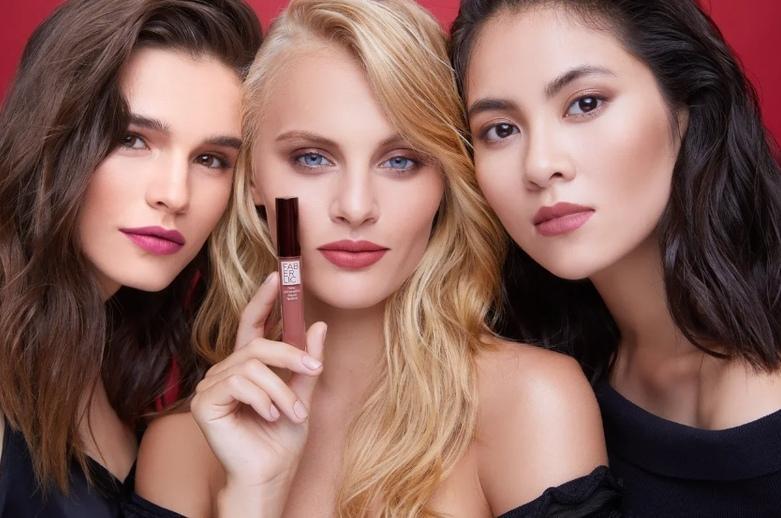 Макияж Glam Team от Faberlic