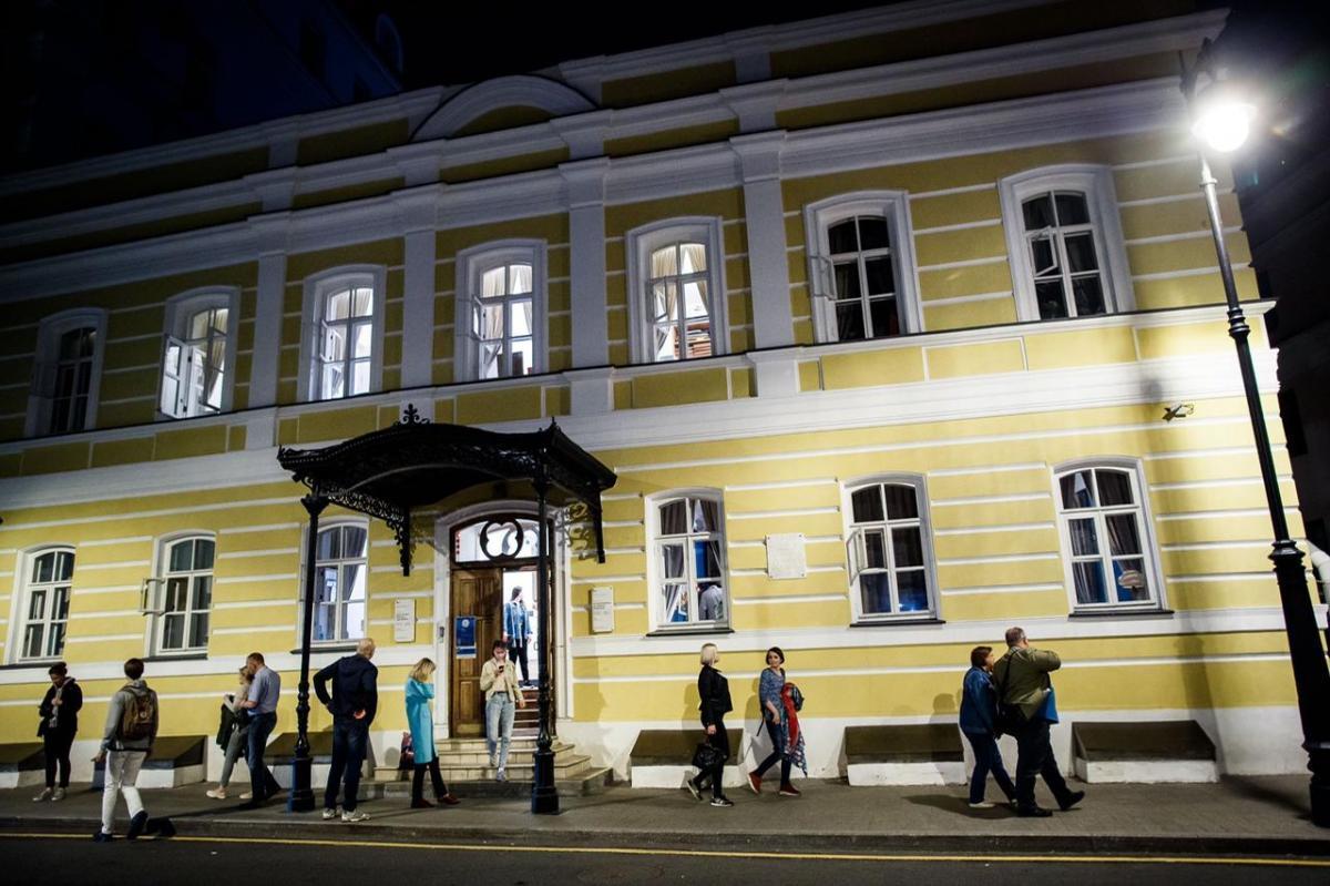 Дом-музей Марины Цветаевой представляет групповую выставку «Бегство от шума»