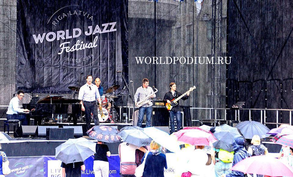 На Домской площади пройдет бесплатный джазовый концерт