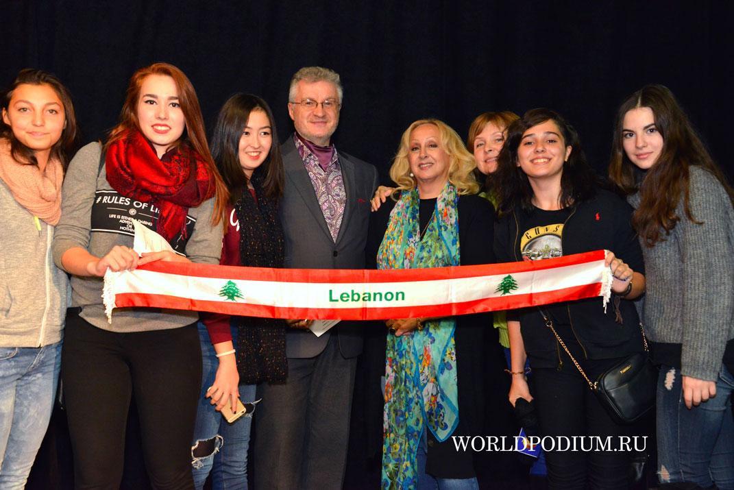 «Здравствуй, Россия!» : юные таланты мира в ИСИ
