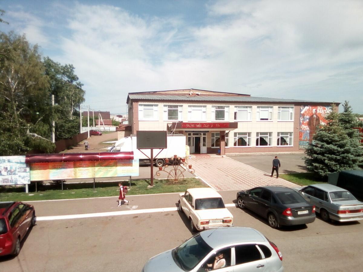 В Оренбургской области открылся Дом культуры