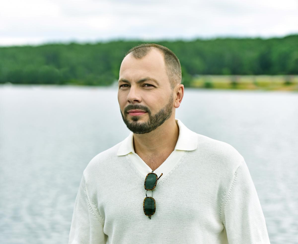 Михаил Гуцериев написал песню для Ярослава Сумишевского