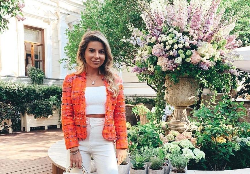Галина Юдашкина открыла свой ресторан