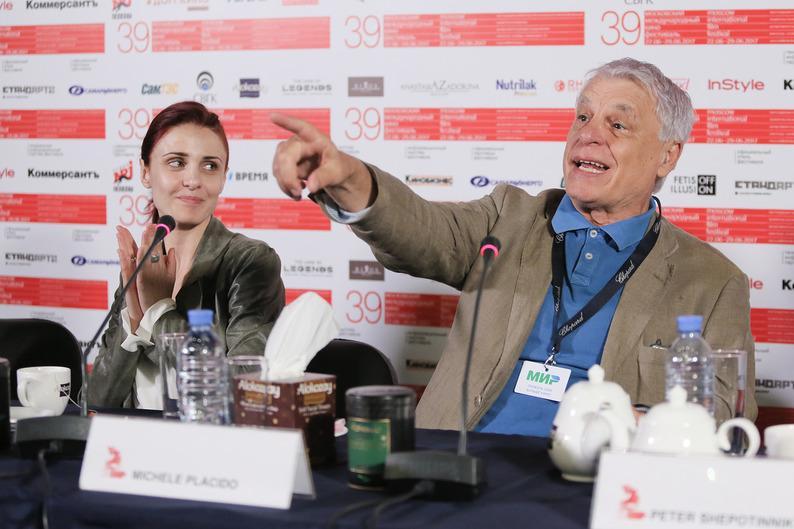 Микеле Плачидо: «Я всегда больше доверял женщинам»