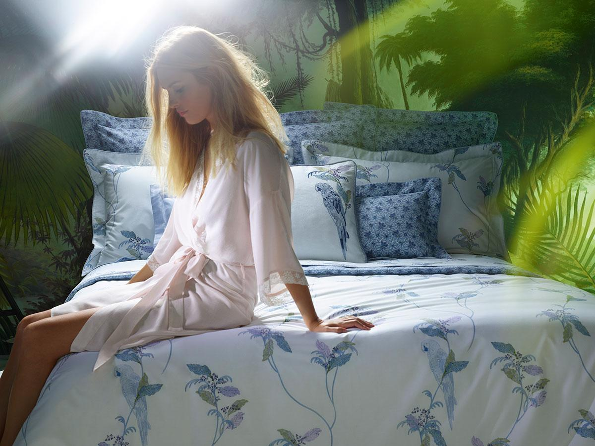 Yves Delorme: на каком белье лучше спится