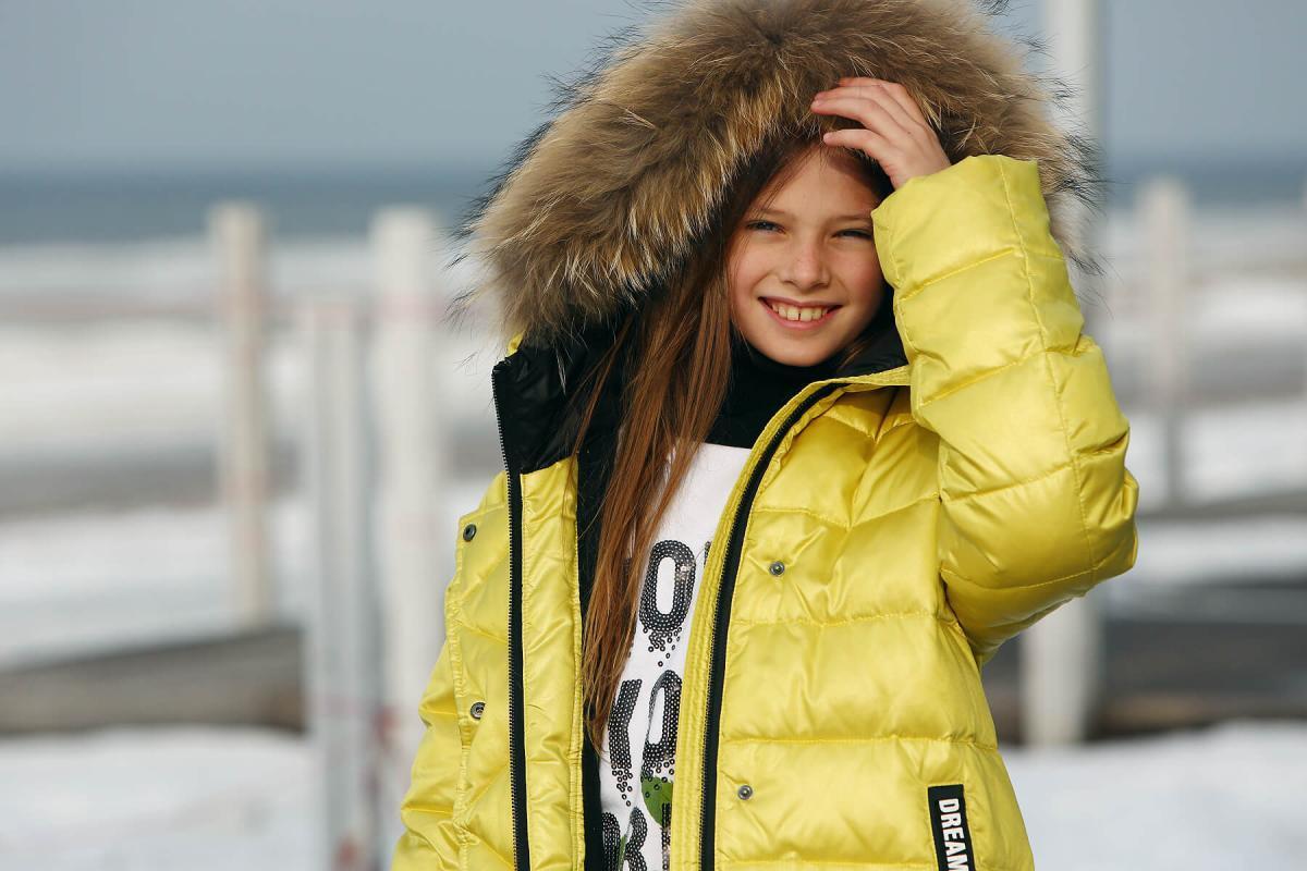 С Gulliver зима будет тёплой: модный бренд детской одежды представил новую коллекцию