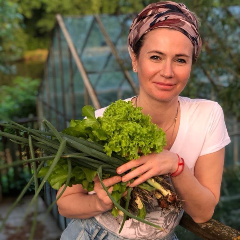 Ксения Лаврова-Глинка поделилась рецептом полезных и вкусных голубцов